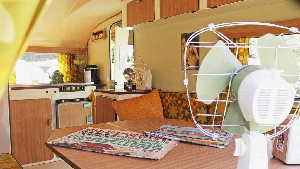 Comment décorer votre caravane ?