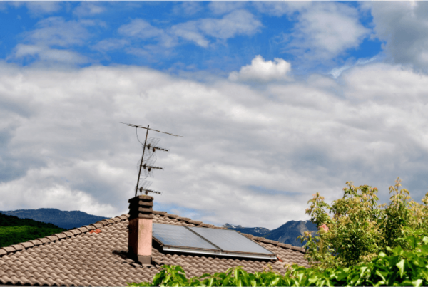 chauffe air solaire