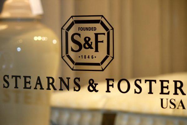 Matelas Stearns & Foster